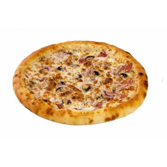 """Пицца """"Ветчина и грибы"""" 35см"""